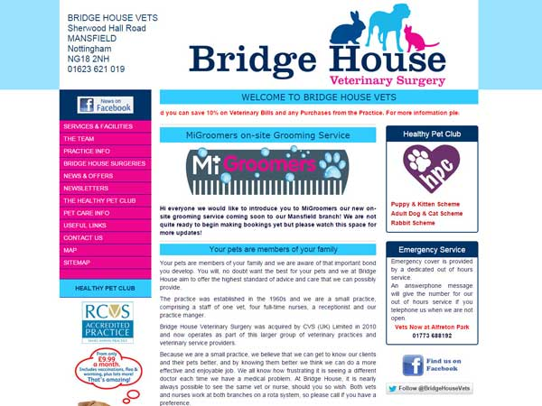 Bridge-House-Vet-Group-Mansfield