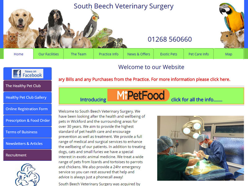 South-Beech-Vets-Wickford